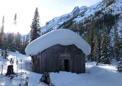 Historic Mine Cabin
