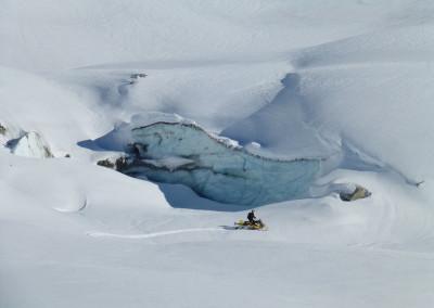 Glacier Sled