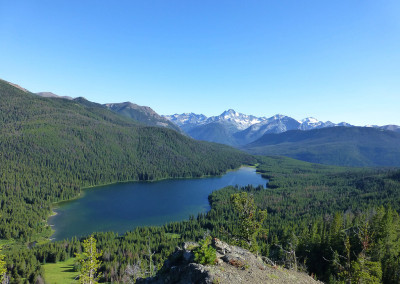 Spruce Lake lookout