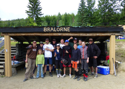 Bralorne Ball Tourney