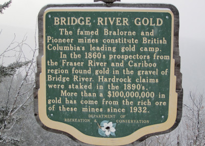 Bridge River Gold