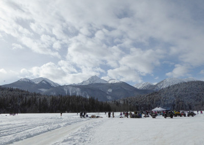 Winterfest at Little Gun Lake